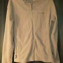 Columbia Brown Fleece Jacket Womens Size Xl Photo