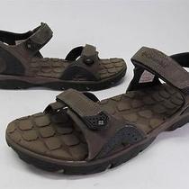 Columbia Brown Velcro Trail/water Sport Sandals Mens Sz 11 Photo