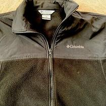 Columbia Bugaboo Fleece Zip-Up Jacket Black - Men's Size Xxl Photo