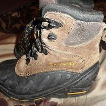 Columbia Bugaboo Snow Boots Youth Size 1 Photo