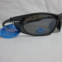 Columbia Cbc40001 Dark Graphite Hd Polarized New Mens Sport Sunglasses Photo