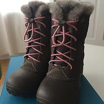 Columbia Childrens Snow Canyon Boots Size 9 Photo