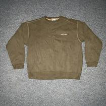 Columbia Classic Brown Men's Xl Vintage Casual Crewneck Pullover Sweatshirt  Photo