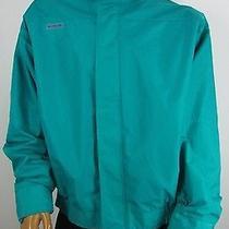 Columbia Coat Mens Xl Bugaboo Radial Sleeve Light Weight Jacket Shell Photo