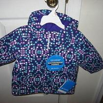 Columbia Coat Nwt 2t Children's Waterproof Photo