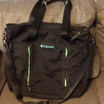 Columbia Computer Tote Travel Bag With Optional Crossbody Strap Photo