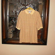 Columbia Fish Design Men's Shirt Size Medium Photo