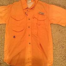 Columbia Fishing Shirt Boys Medium Photo