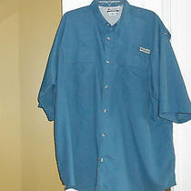 Columbia Fishing Shirt Mens X-Large Photo