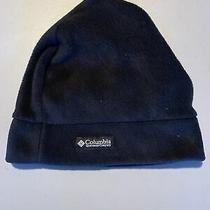 Columbia Fleece Hat Mens Sz L/xl Photo