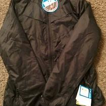 Columbia Frostfecta Windbreaker Omni Heat Black Women's Jacket Photo