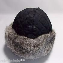 Columbia Fur Hat One Size Outdoors Hiking Sports. Excellent Condition Photo