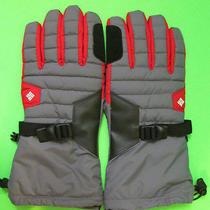 Columbia Gloves Omni Tech Omni Heat Gloves.  Photo