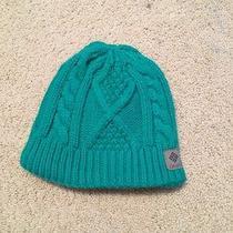 Columbia Green Winter Hat  Photo