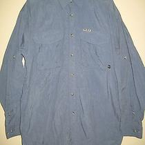 Columbia Grt Fishing Shirt Quick Drying Large  Photo
