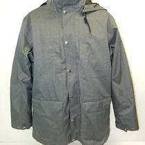 Columbia Horizons Pine Interchange Men's Coat Jacket Graphite Large Photo