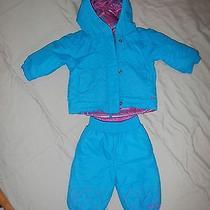 Columbia Infant's Snow Suit Size 12 Months Photo