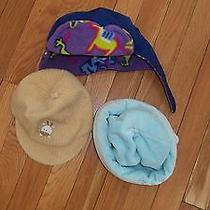 Columbia Infant Snow Boys  2 Other Infant Winter Hats Photo