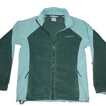 Columbia Interchange Full-Zip Fleece Jacket Women's L  Photo