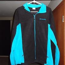 Columbia Jacket Black / Blue Photo