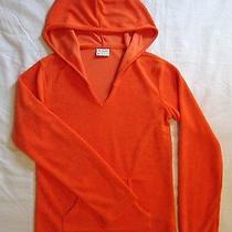 Columbia Jacket Small Womens Orange - Hoodie Photo