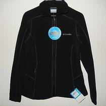 Columbia  Jacket Wind/water Resistant Softshell  Womens Sz  S    (120) Photo