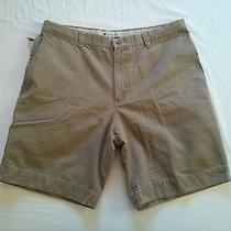 Columbia Khaki Outdoor Adventure / Hiking Shorts Mens 38 Fast Shipping Photo