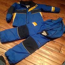 Columbia Kids Snow Suit Photo