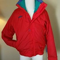 Columbia Large Bagaboo Radial Sleeve Ski Jacket  Vintage Multi Coats Photo