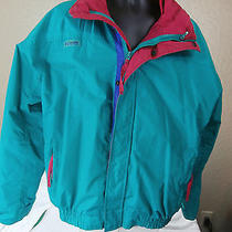 Columbia  Large Nylon  Jacket Photo