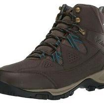 Columbia Liftop Iii Men's Waterproof Leather  Hiking Boots Brown Sz 12 M Photo