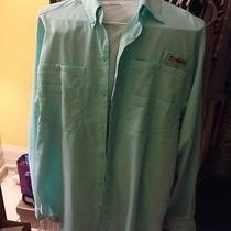 Columbia Longsleeve Mens Fishing Shirt Photo