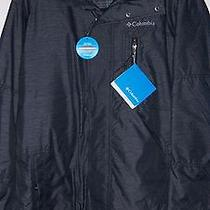 Columbia Major Heights Water Resistant Jacket Color Gray Size Xl. Photo