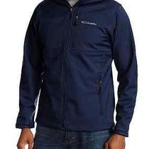 Columbia Men's Ascender Hooded Softshell Jacket - Medium Photo