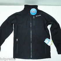 Columbia Men's Ascender Ii Softshell Jacket Water/wind-Resistant 1145 Photo