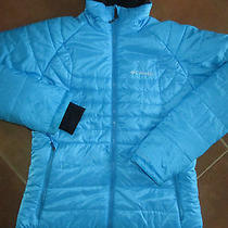 Columbia Men's Blue Thermal Comfort Omni-Heat Jacket Sz M Photo
