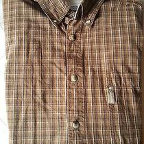 Columbia Men's Button Down Long Sleeve Shirt-Like Brand New Photo
