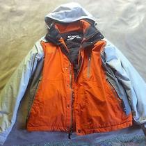 Columbia Men's Medium Winter Jacket Photo