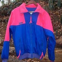 Columbia Men's Neon Radial Sleeve Jacket Size Medium-Fleece Lined-Warm Photo
