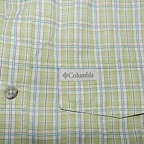Columbia Men's Outdoor Shirt Sz M Photo