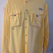 Columbia Men's River/fishing Shirt Medium Photo