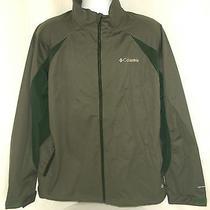 Columbia Men's Tectonic Softshell Lightweight Jacket With Omni-Shield Gravel Xl Photo