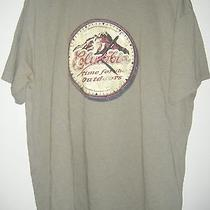 Columbia Mens Authentic American Outdoors Sportswear Large T-Shirt Photo