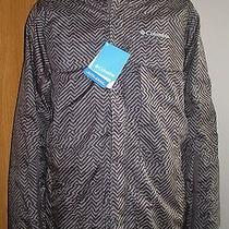 Columbia Mens Coat Ski Jacket Mountain Marvel Brown Nwt 180 Small 3 in 1 Omni  Photo