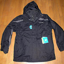 Columbia Mens Eager Air Interchange Jacket  Large 220 Photo