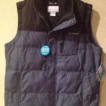 Columbia Mens L 3 in 1 Adjust Your Attitude Interchange Vest/no Softshell Jacket Photo