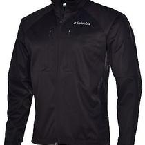 Columbia Mens Large Titanium Hightail Ii Softshell Jacket Coat -Black-115 Photo