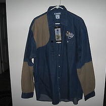 Columbia Mens Shooting Hunting Outdoors Shirt Xl Photo
