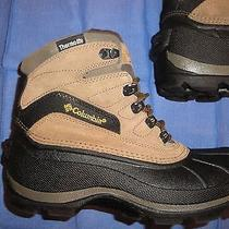 Columbia Mens Size 7 Thermolite Boots Photo