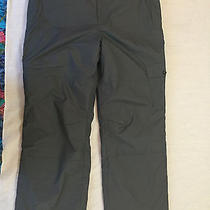 Columbia Mens Snow Pants Gray Size  L Photo